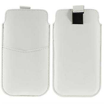 Image of   Apple iPhone 6/6s/7 Plus Taske/Etui Fra - Hvid