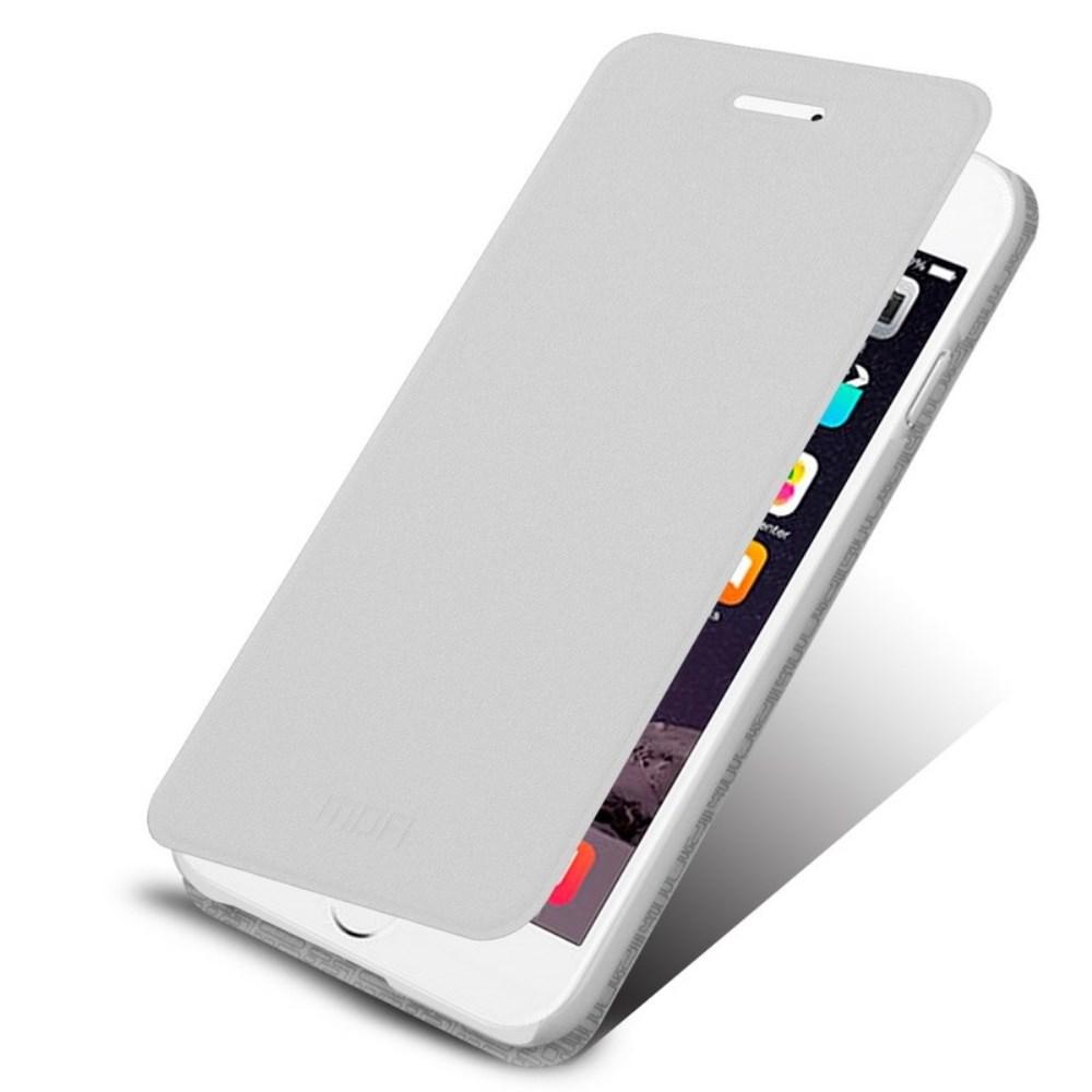 Image of   Apple iPhone 6/6s MOFI Rui Folio Cover - Lys Grå
