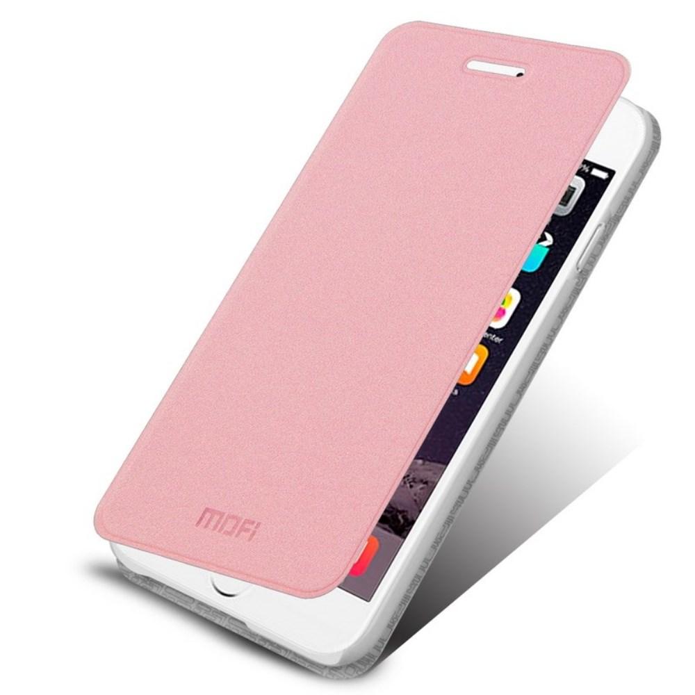 Image of   Apple iPhone 6/6s MOFI Rui Folio Cover - Lyserød