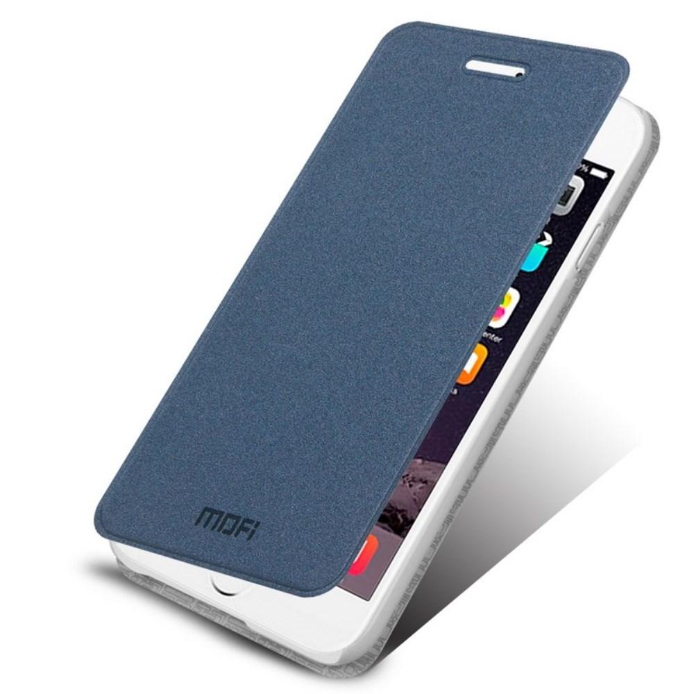 Image of   Apple iPhone 6/6s MOFI Rui Folio Cover - Blå