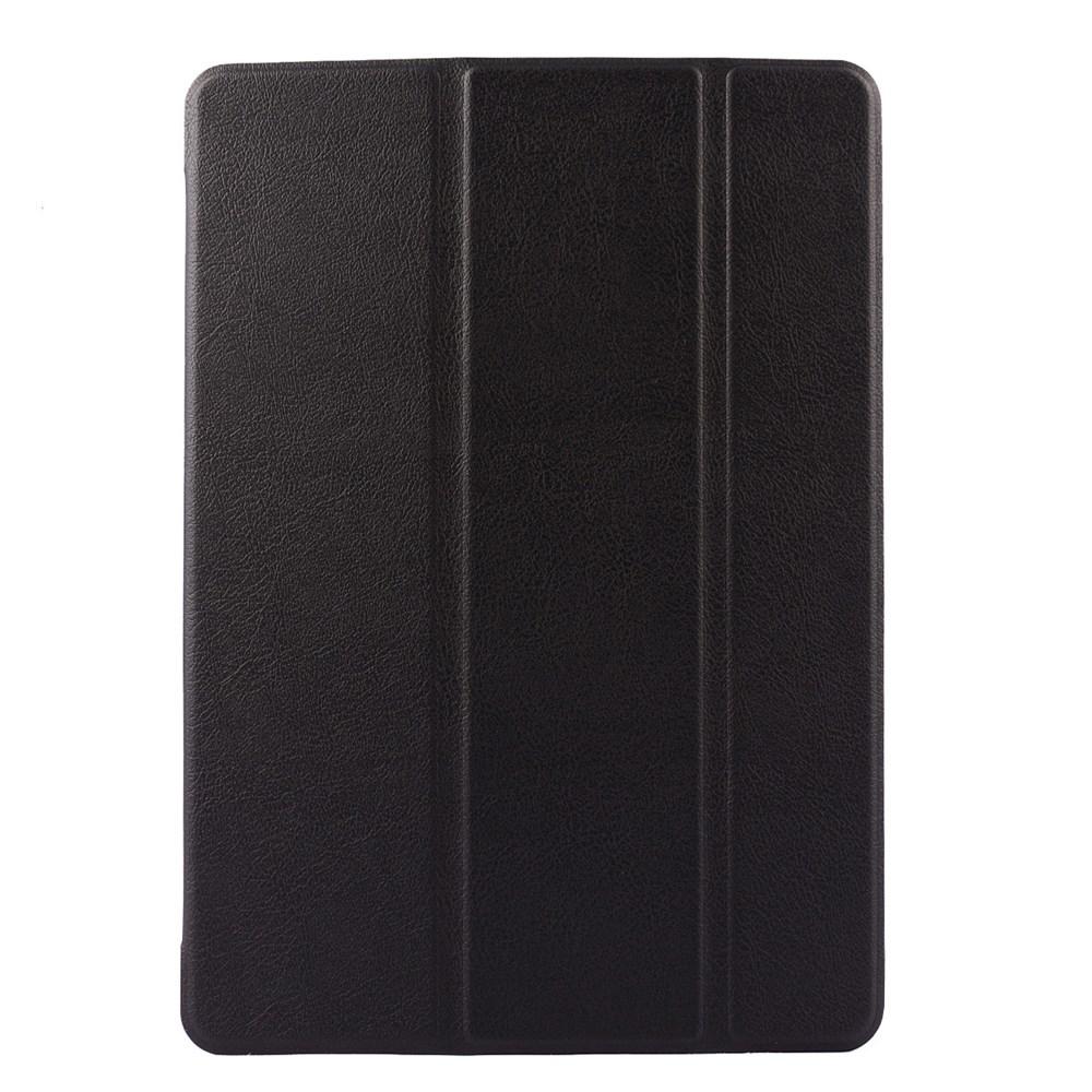 Billede af Apple iPad Air 2 Læder Cover & Stand - Sort