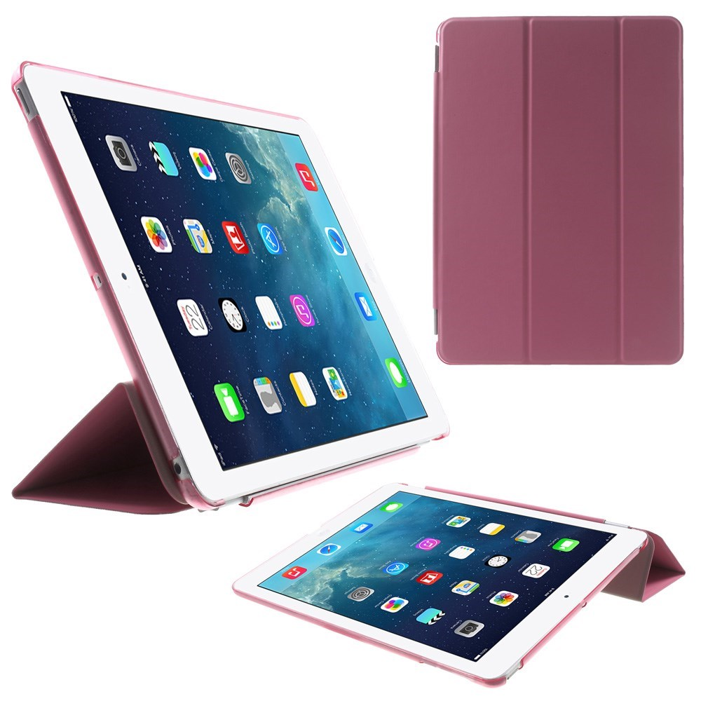 Image of   Apple iPad Air Smart Cover Stand - Pink