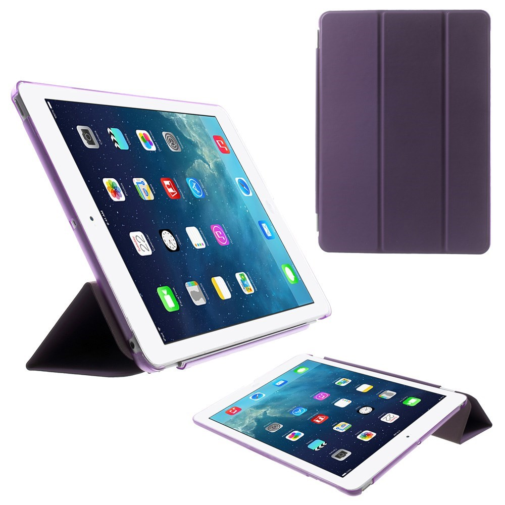 Image of   Apple iPad Air Smart Cover Stand - Lilla