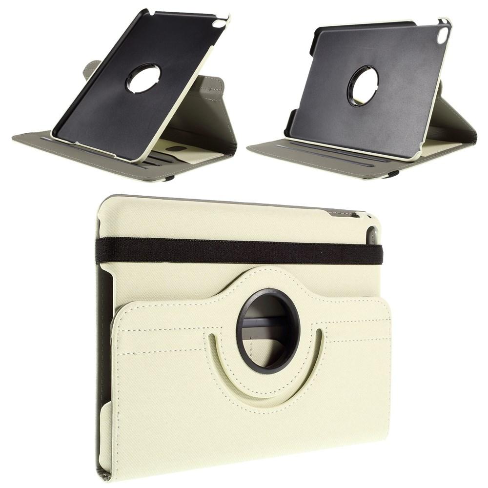 Image of   Apple iPad Mini 4 Smart Rotating Cover - Hvid