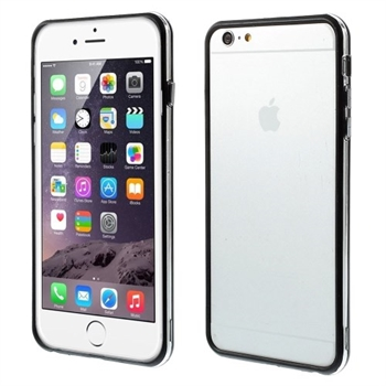 Image of   Apple iPhone 6/6s Plus inCover Gummi Bumper - Sort