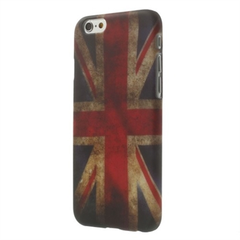 Billede af Apple iPhone 6/6s inCover Design Plastik Cover - Union Jack