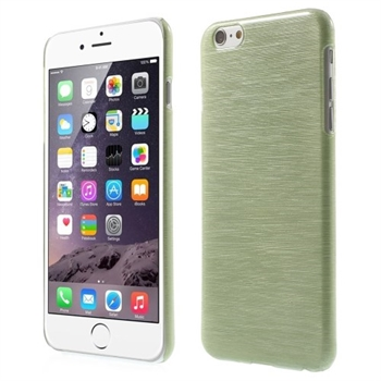 Image of   Apple iPhone 6/6s Plus inCover Brushed Plastik Cover - Grøn