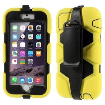Image of   Apple iPhone 6/6s Heavy Duty Cover - Gul