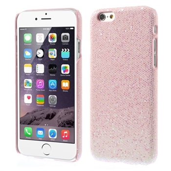 Image of   Apple iPhone 6/6s inCover Design Plastik Cover - Glitter Pink