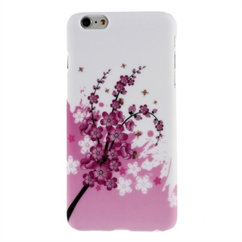Image of   Apple iPhone 6/6s Plus inCover Design Plastik Cover - Plum Blossom