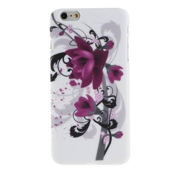 Image of   Apple iPhone 6/6s Plus inCover Design Plastik Cover - Lotus Flower