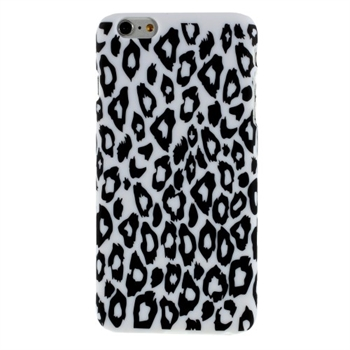 Image of   Apple iPhone 6/6s Plus inCover Design Plastik Cover - Leopard