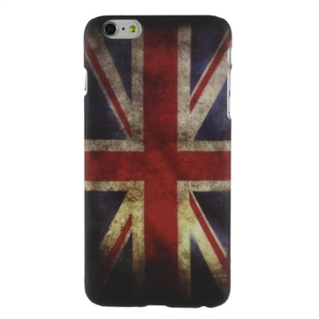 Image of   Apple iPhone 6/6s Plus inCover Design Plastik Cover - Union Jack