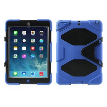 Billede af Anti-Rain Heavy Duty Case Til Apple iPad Air 2 - Blå