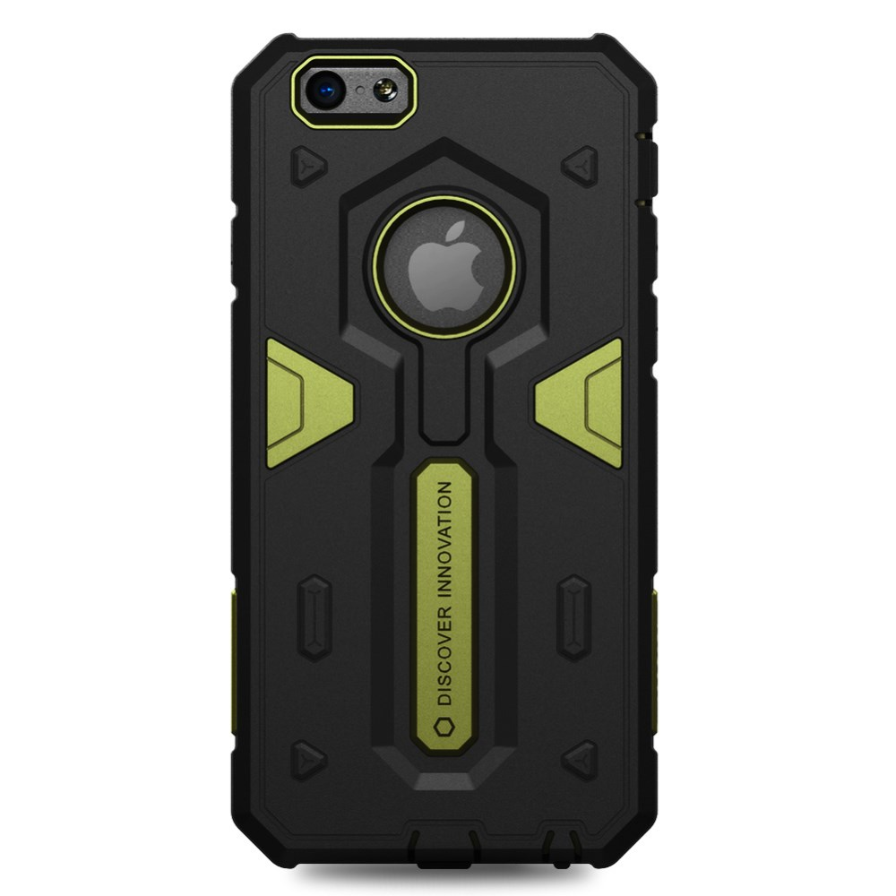 NILLKIN Defender II Heavy Duty Cover til iPhone 6/6s - Grøn