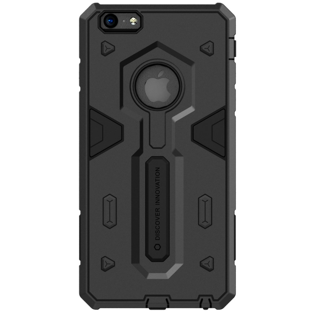 Image of   NILLKIN Defender II Heavy Duty Cover til iPhone 6/6s Plus - Sort
