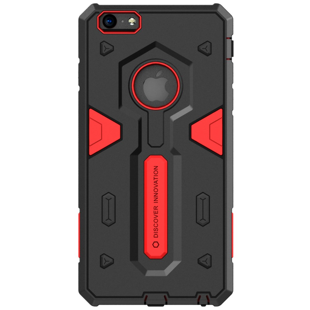 Image of   NILLKIN Defender II Heavy Duty Cover til iPhone 6/6s Plus - Rød
