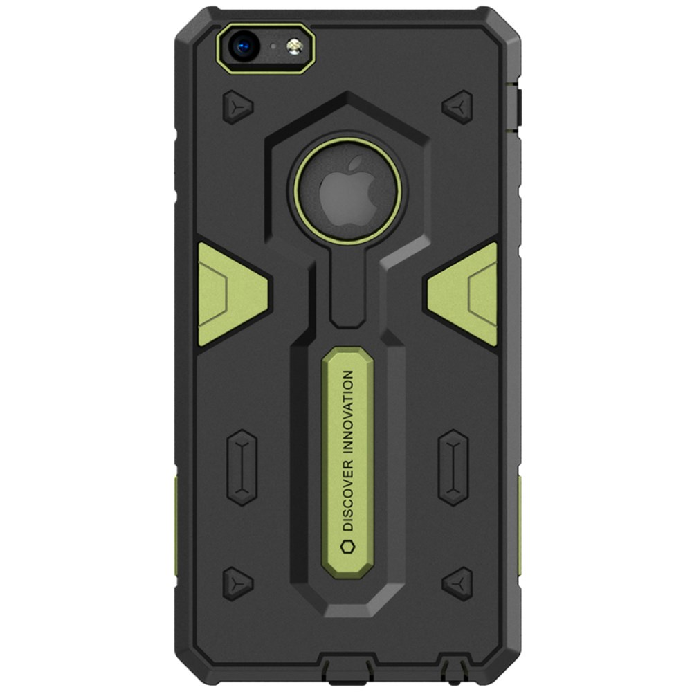 Image of   NILLKIN Defender II Heavy Duty Cover til iPhone 6/6s Plus - Grøn
