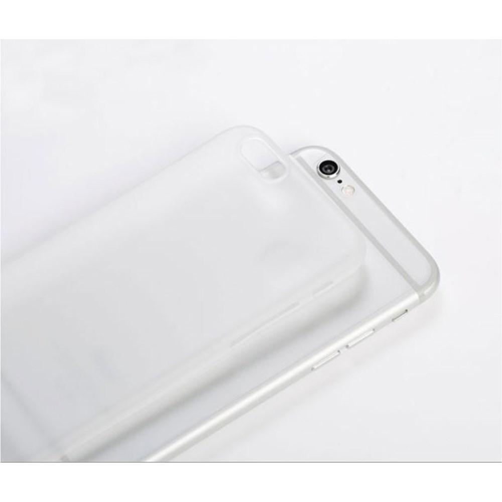 Image of   BENKS Magic Ultra Thin iPhone 6/6s Plastik Cover - Hvid