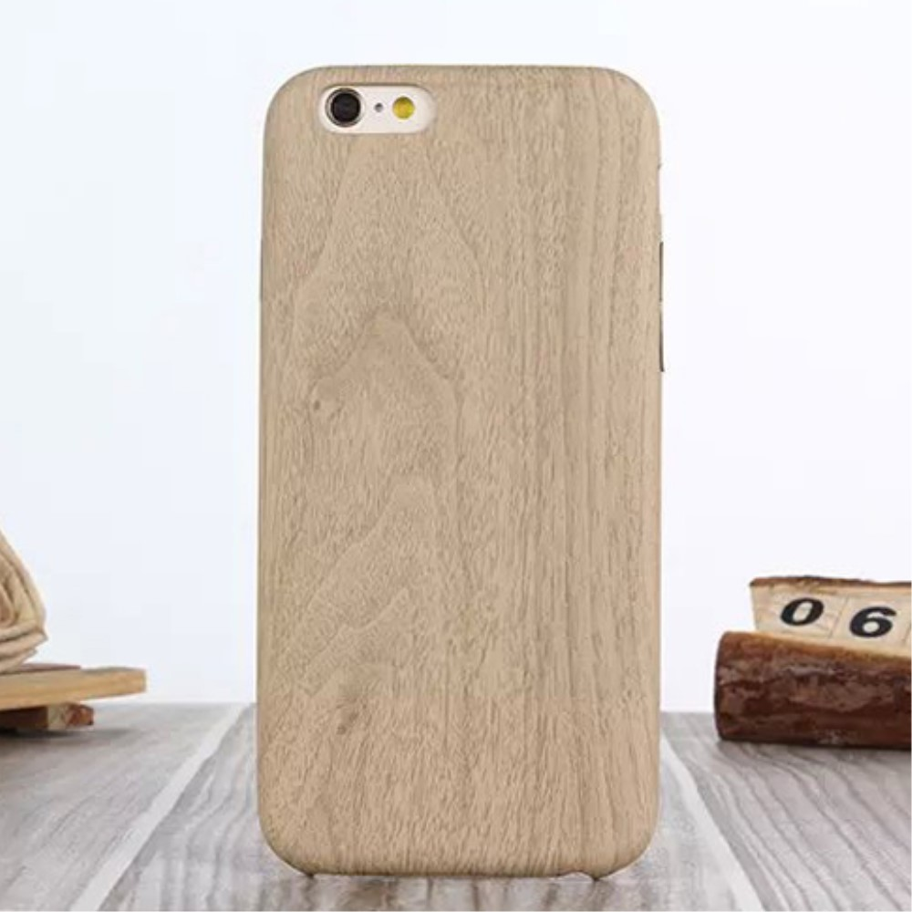 Image of   Apple iPhone 6/6s InCover TPU TræCover - Khaki
