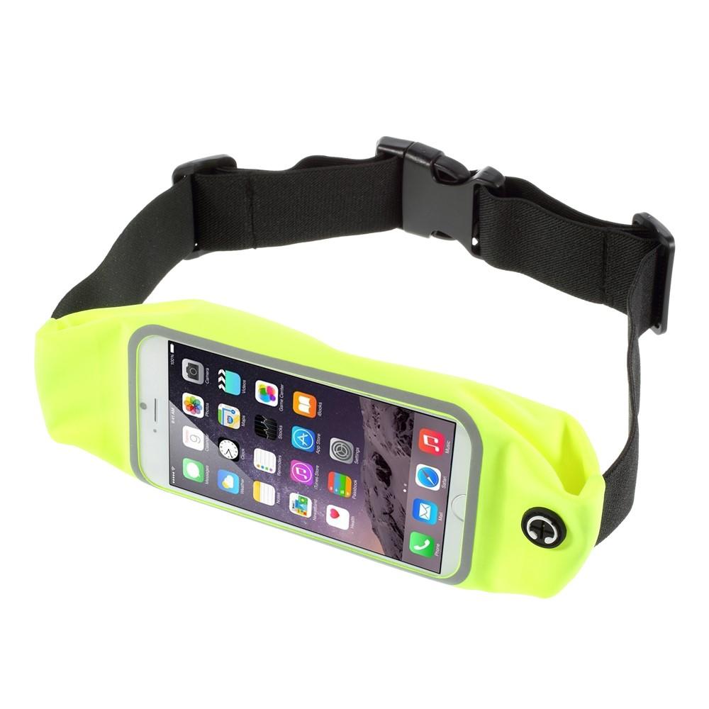 Apple iPhone 6 og 7 Sports Løbebælte - Grøn