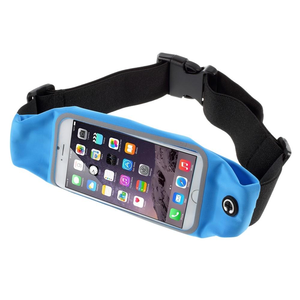 Apple iPhone 6 og 7 Sports Løbebælte - Blå