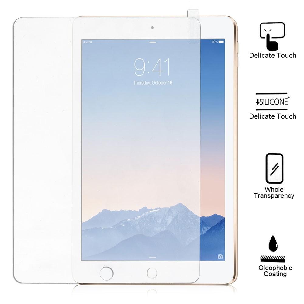 Image of iPad Air/Air 2/Pro 9,7 PanserPro Hærdet Glas Skærmbeskyttelse (afgrænset)