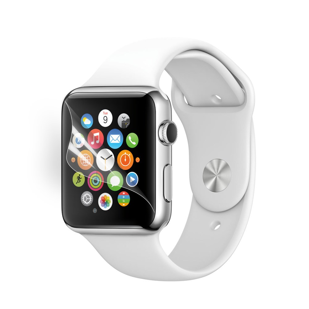 Apple Watch Yourmate Skærmbeskytter (38mm)