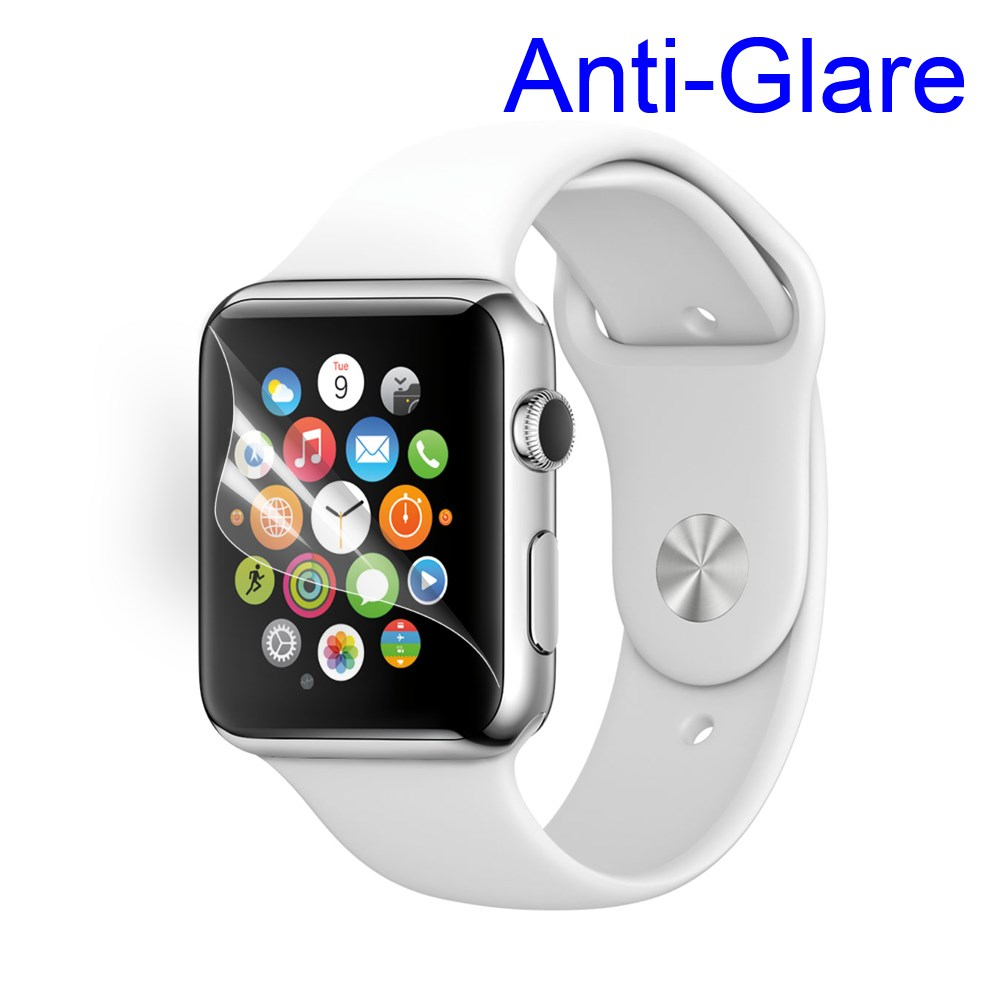 Image of   Apple Watch Yourmate Skærmbeskytter Anti-Glare (38mm)