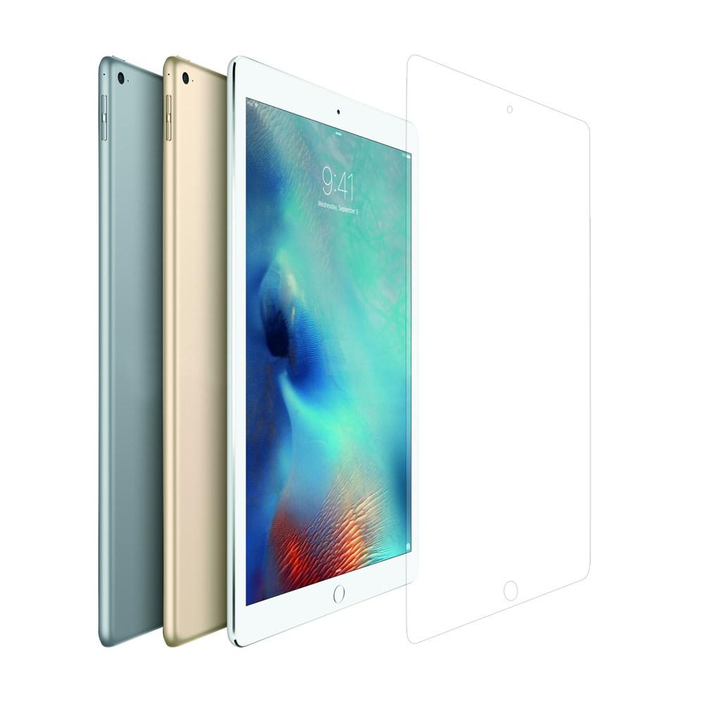 Image of iPad Pro PanserPro Hærdet Glas Skærmbeskyttelse - (afgrænset)