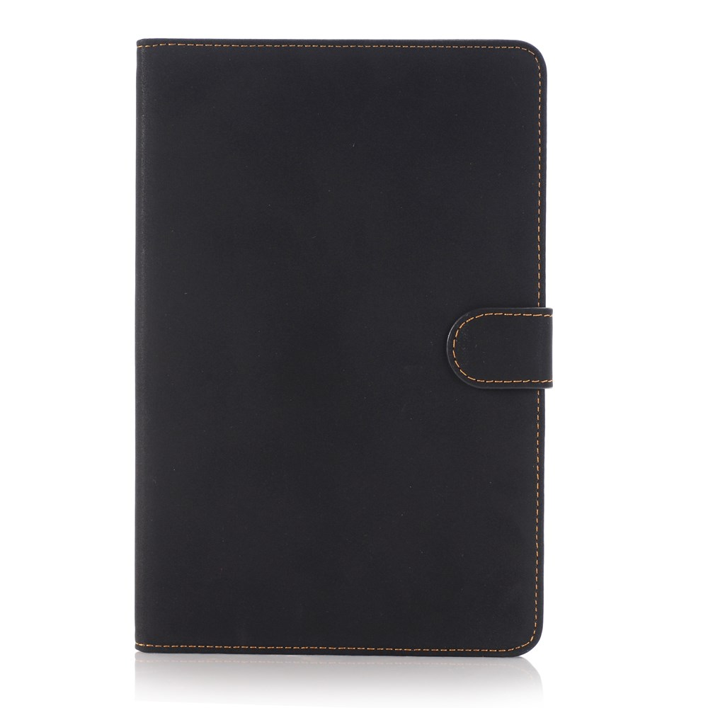 Image of   Apple iPad Mini 4 Læder Cover m. Stand - Sort