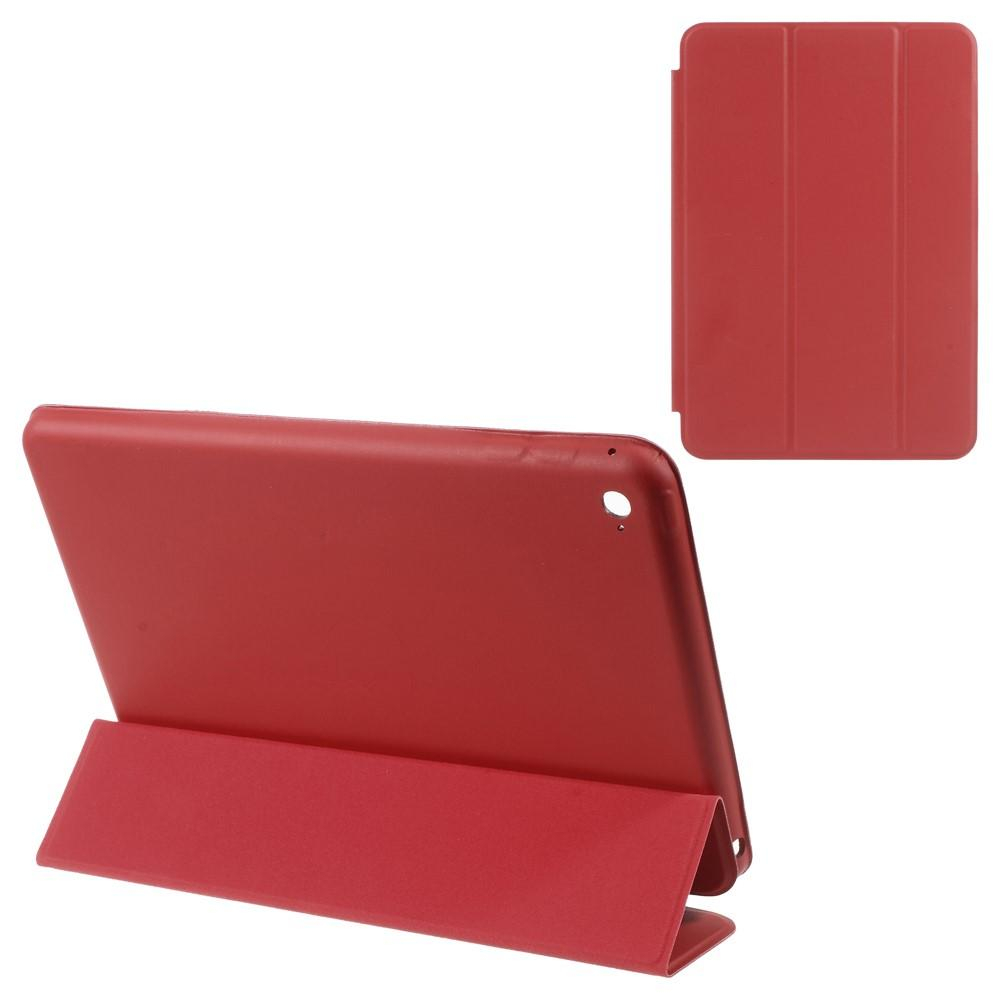 Image of   Apple iPad Mini 4 Smart Cover m. Stand - Rød