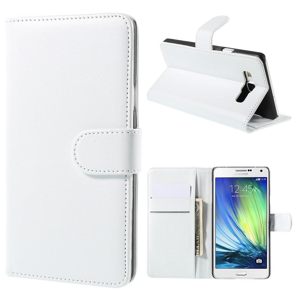 Billede af Samsung Galaxy A7 (2015) Smart Flip Cover m. Stand - Hvid