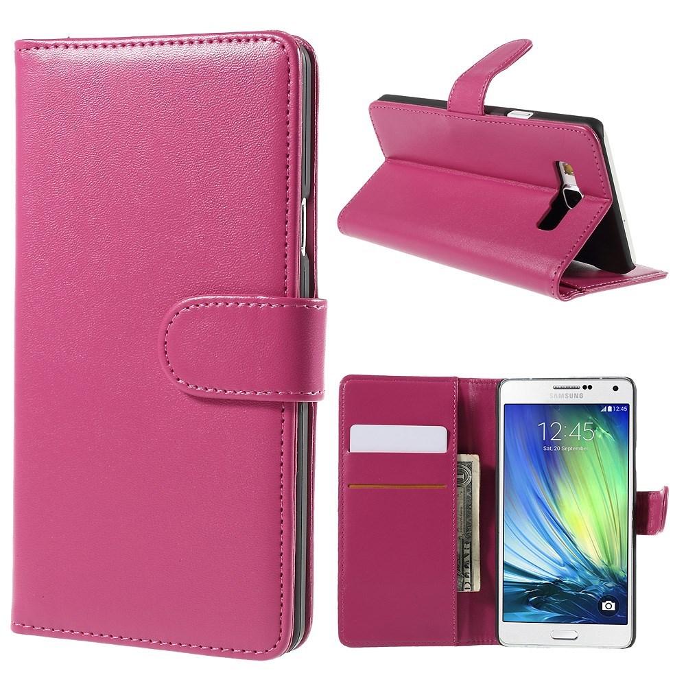 Billede af Samsung Galaxy A7 (2015) Smart Flip Cover m. Stand - Pink