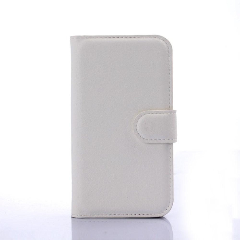 Billede af Samsung Galaxy J1 Luksus Flip Cover m. Pung - Hvid