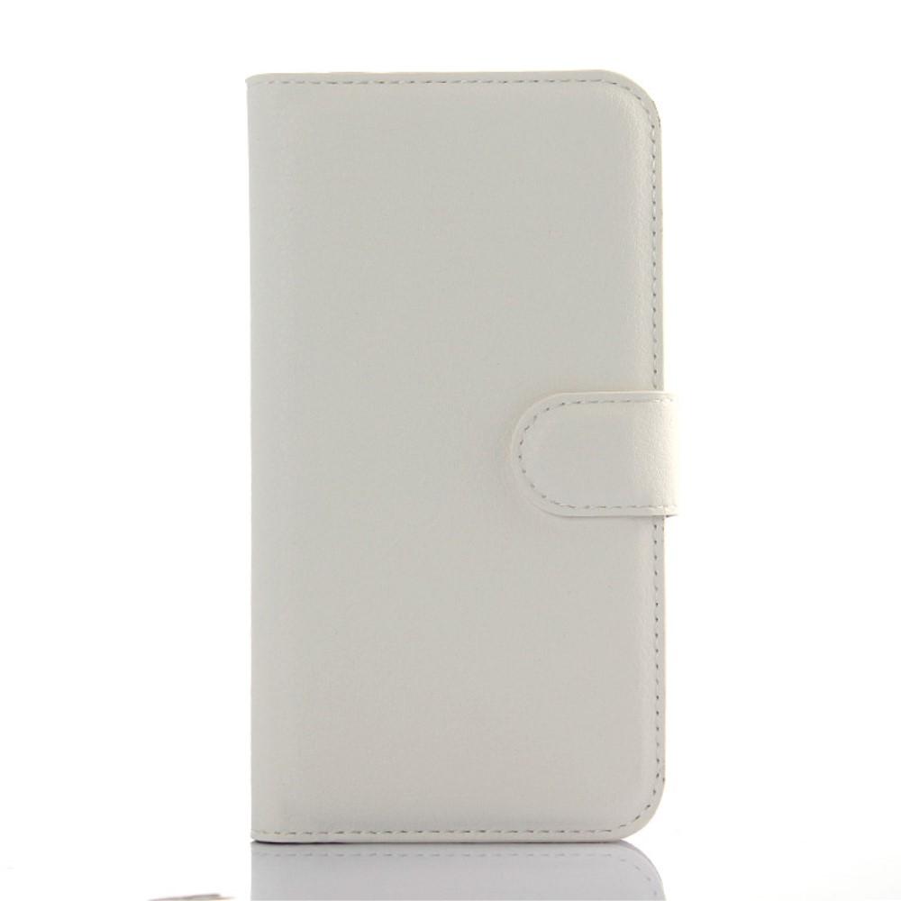 Billede af Samsung Galaxy J5 PU Læder Flipcover m. Kortholder - Hvid