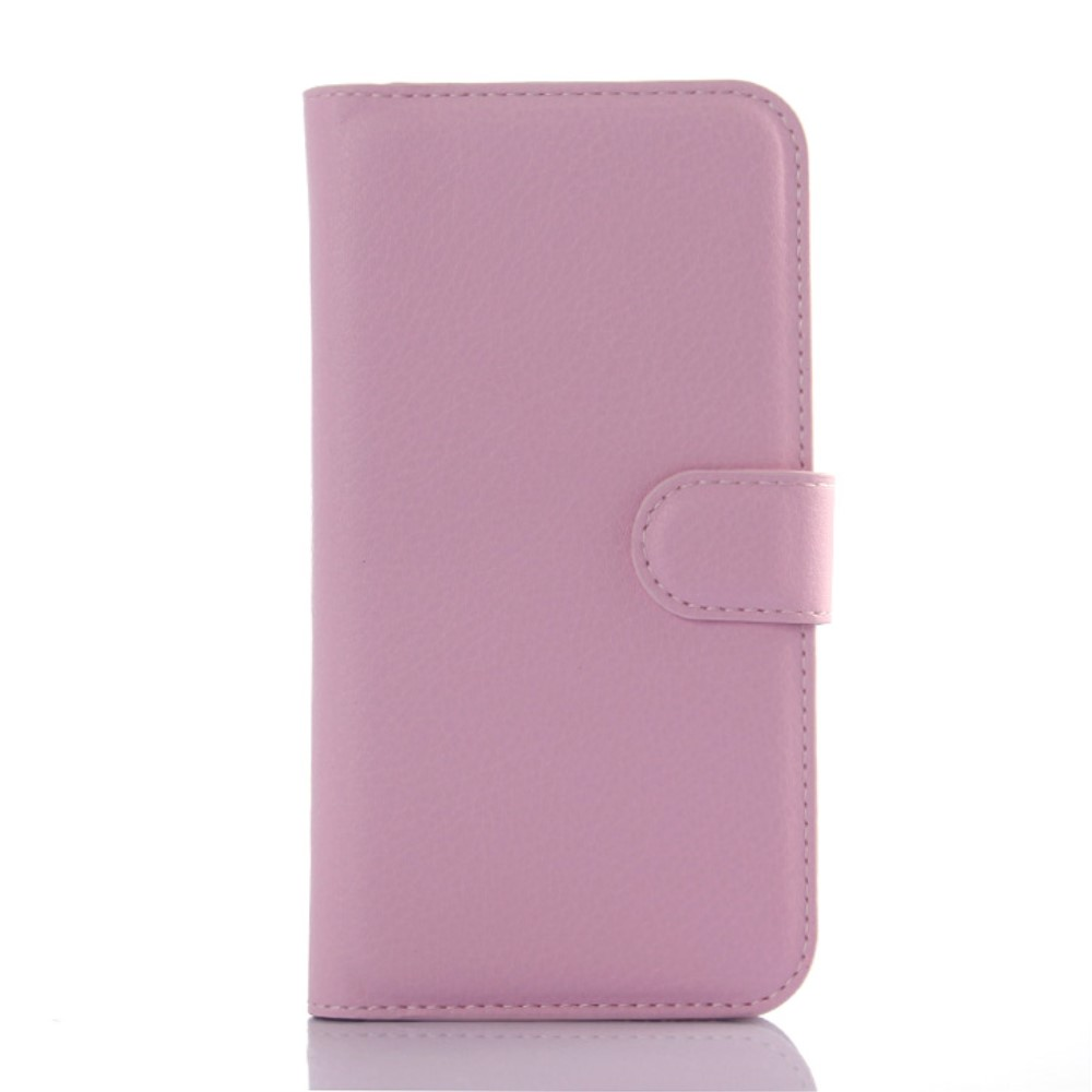 Billede af Samsung Galaxy J5 PU Læder Flipcover m. Kortholder - Pink