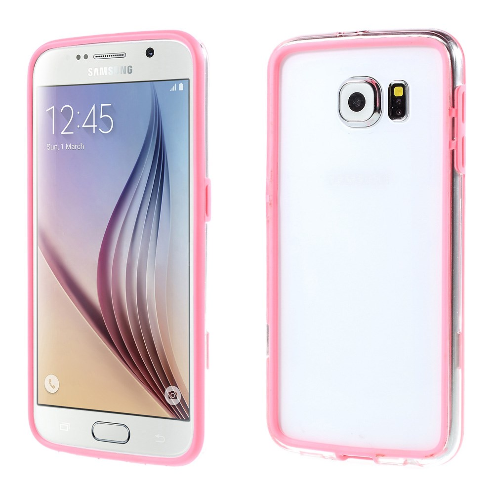 Billede af Samsung Galaxy S6 inCover TPU Cover - Pink