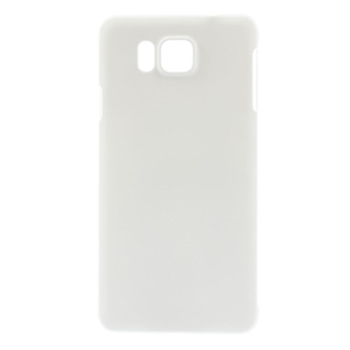 Image of   Samsung Galaxy Alpha inCover Plastik Cover - Hvid