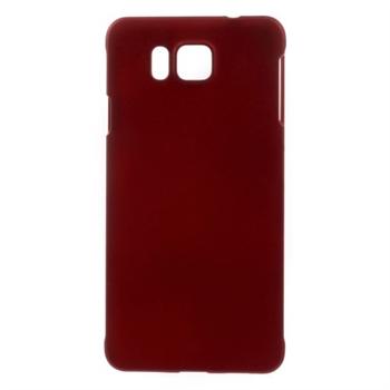 Billede af Samsung Galaxy Alpha inCover Plastik Cover - Rød