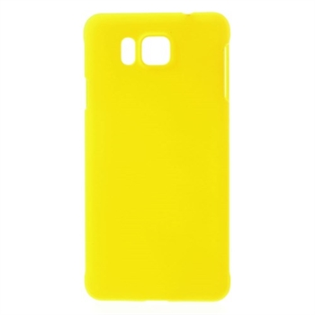 Billede af Samsung Galaxy Alpha inCover Plastik Cover - Gul