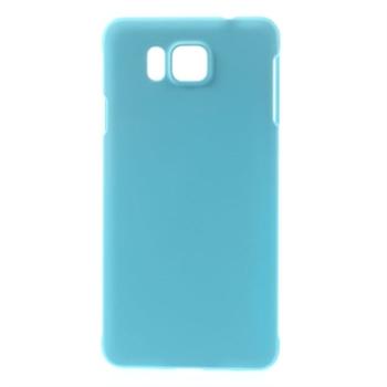 Billede af Samsung Galaxy Alpha inCover Plastik Cover - Lys Blå