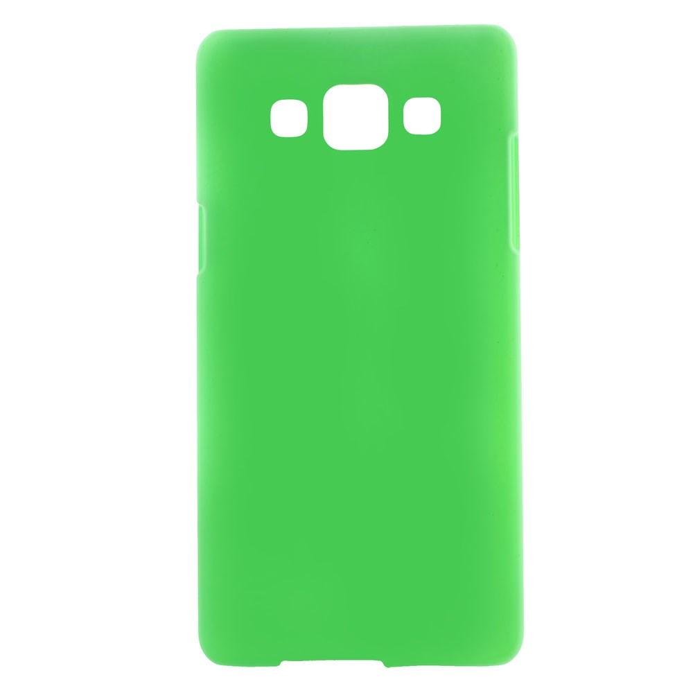 Billede af Samsung Galaxy A5 Gummibelagt Hard Case Cover - Grøn