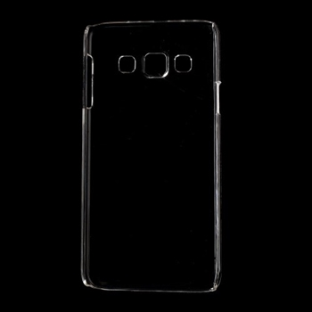 Image of Samsung Galaxy A3 inCover Plastik Cover - Gennemsigtig