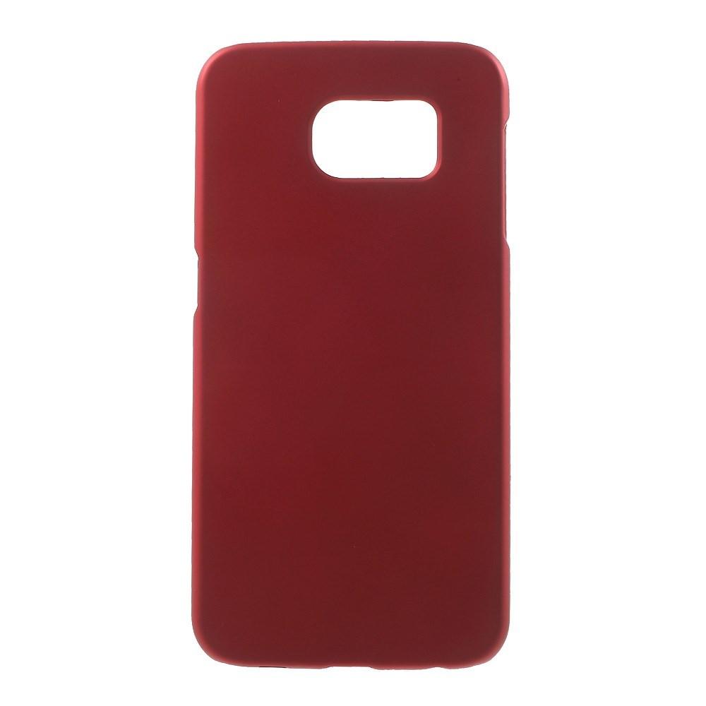 Billede af Samsung Galaxy S6 inCover Plastik Cover - Rød