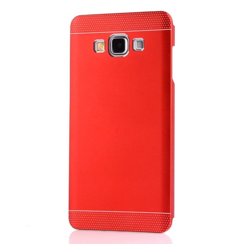 Billede af Samsung Galaxy A7 (2015) inCover Metal Cover - Rød