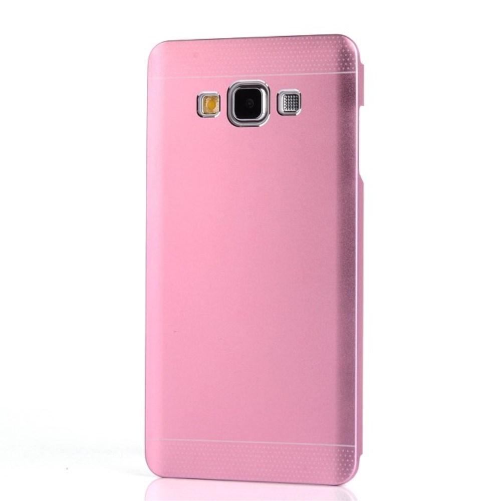 Billede af Samsung Galaxy A7 (2015) inCover Metal Cover - Rosa
