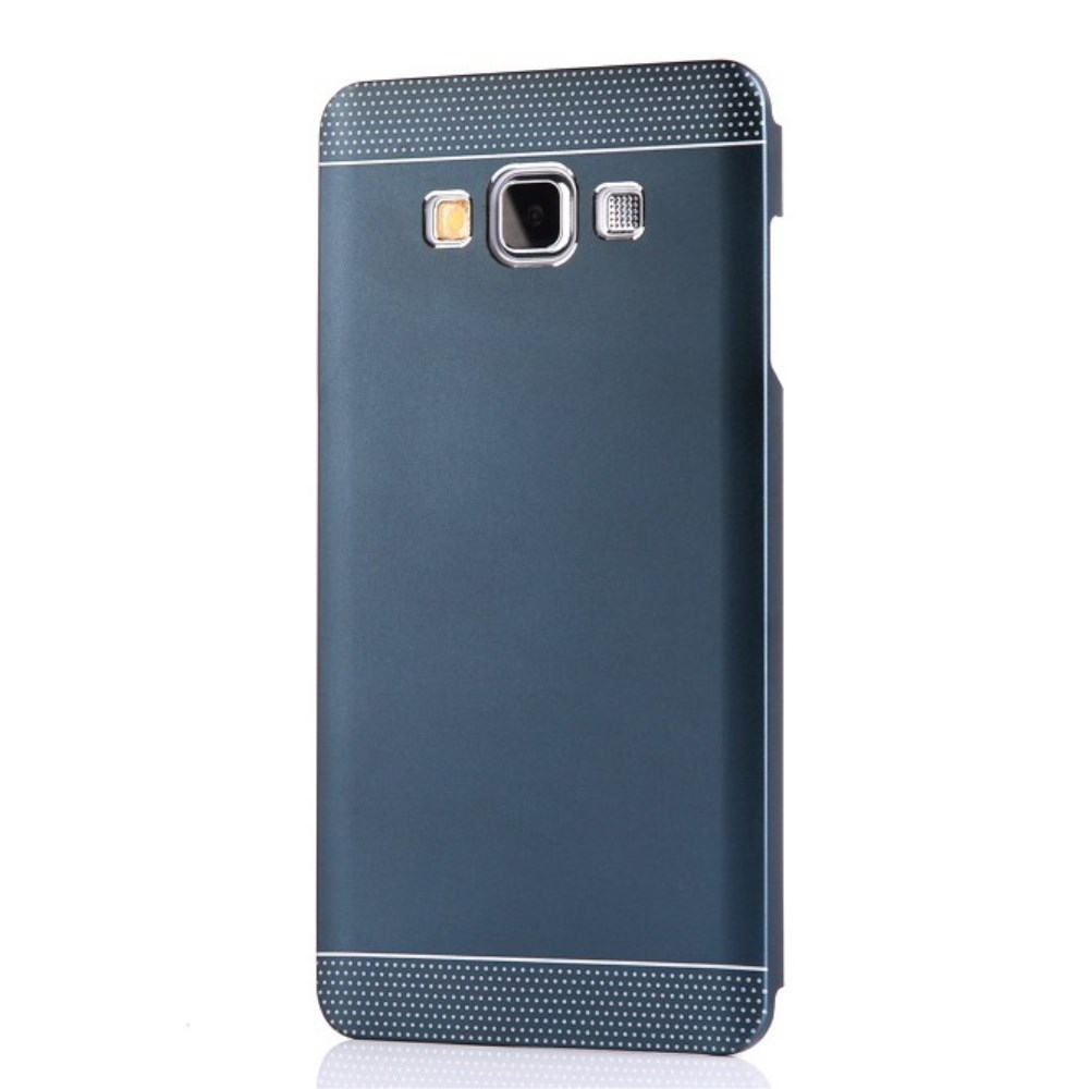 Image of Samsung Galaxy A7 (2015) inCover Metal Cover - Blå