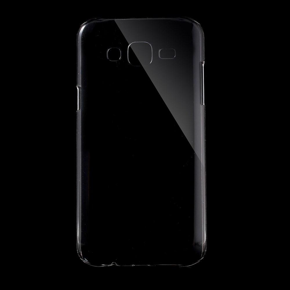 Billede af Samsung Galaxy J5 inCover Plastik Cover - Gennemsigtig