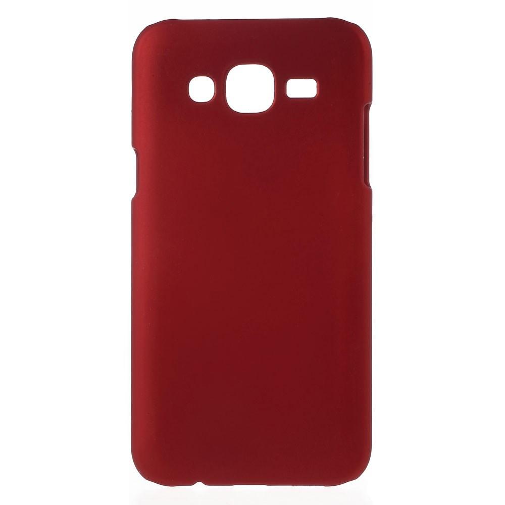 Billede af Samsung Galaxy J5 inCover Plastik Cover - Rød